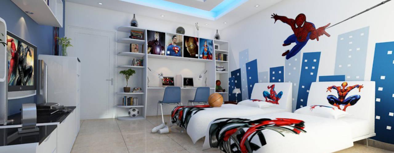 غرفة الاطفال تنفيذ Neeras Design Studio