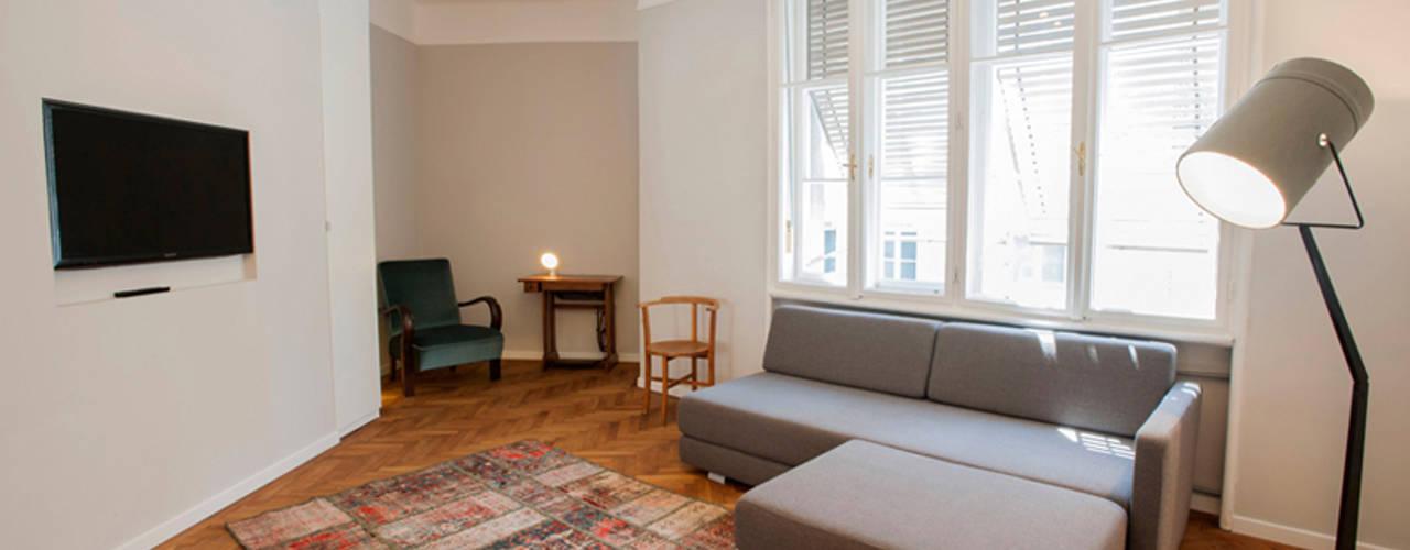 INpuls interior design & architecture Salon moderne