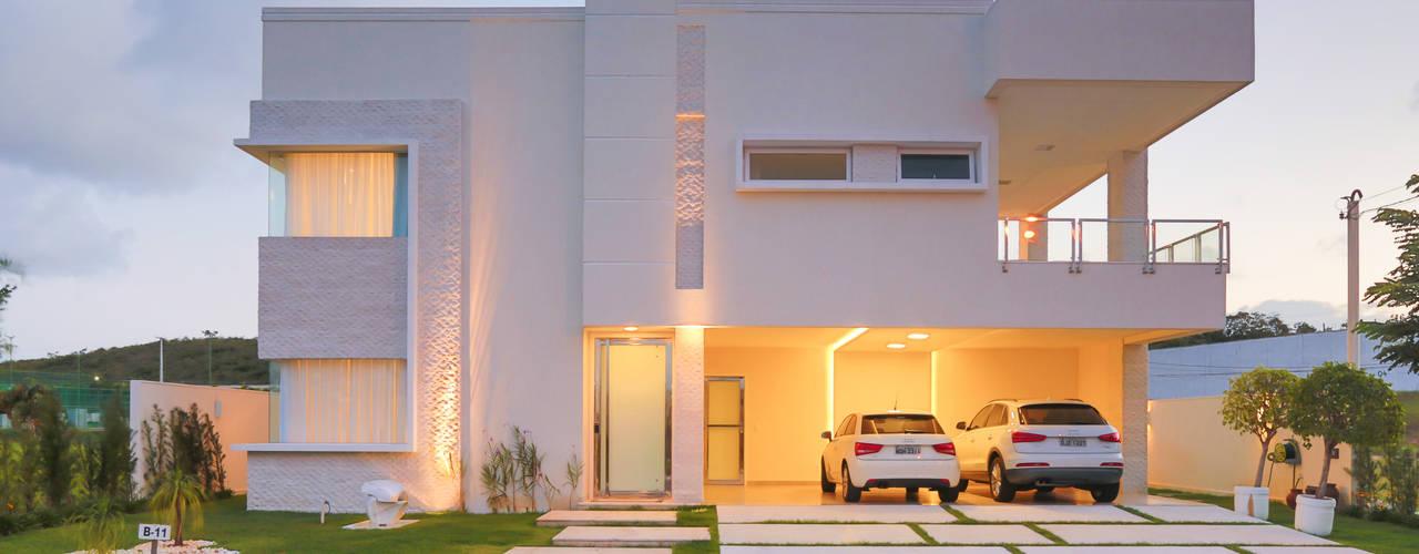 Casas de estilo moderno de Rita Albuquerque Arquitetura e Interiores Moderno