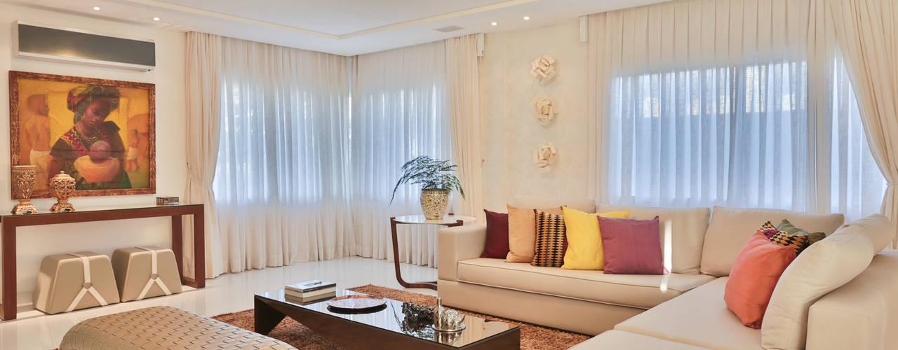 de estilo  por Rita Albuquerque Arquitetura e Interiores, Moderno