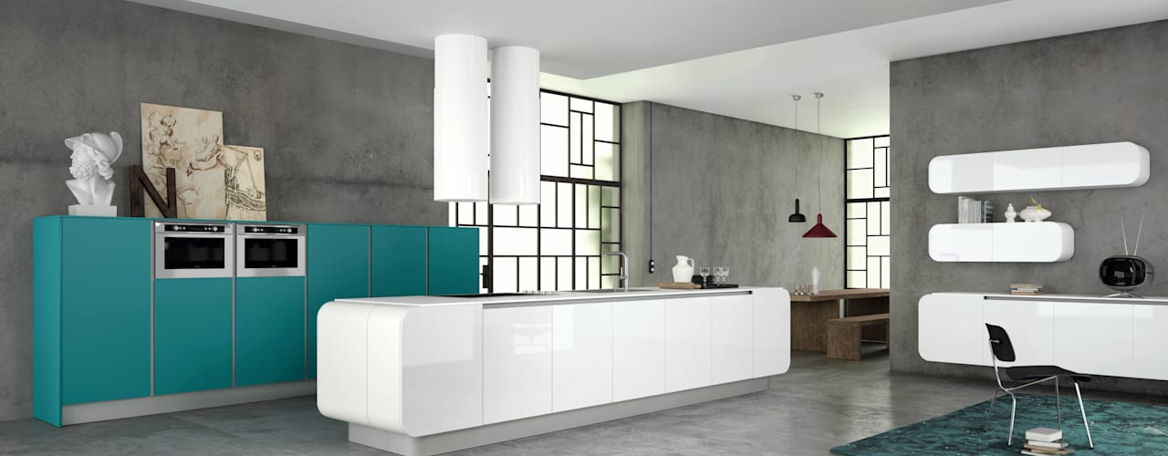 doimo cucine Modern kitchen