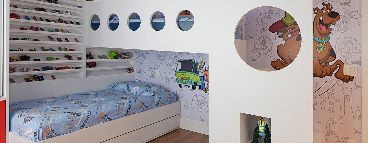 غرفة الاطفال تنفيذ Link Interiores, حداثي