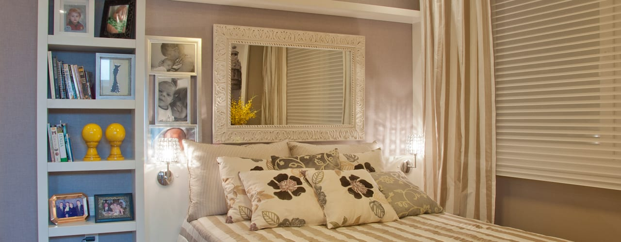 Classic style bedroom by Link Interiores Classic