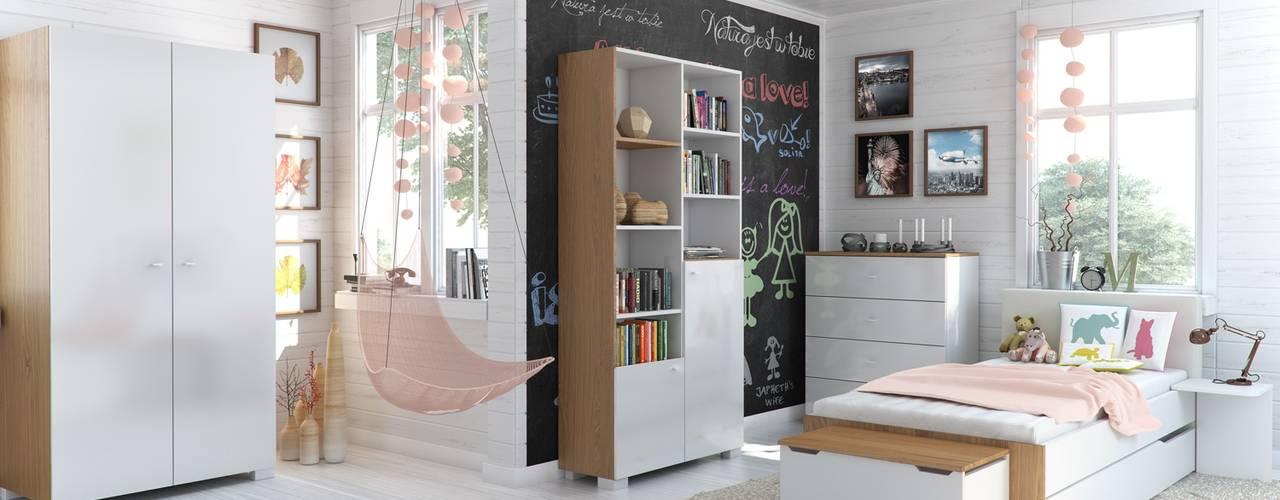 Детские комнаты в . Автор – Möbelgeschäft MEBLIK, Классический