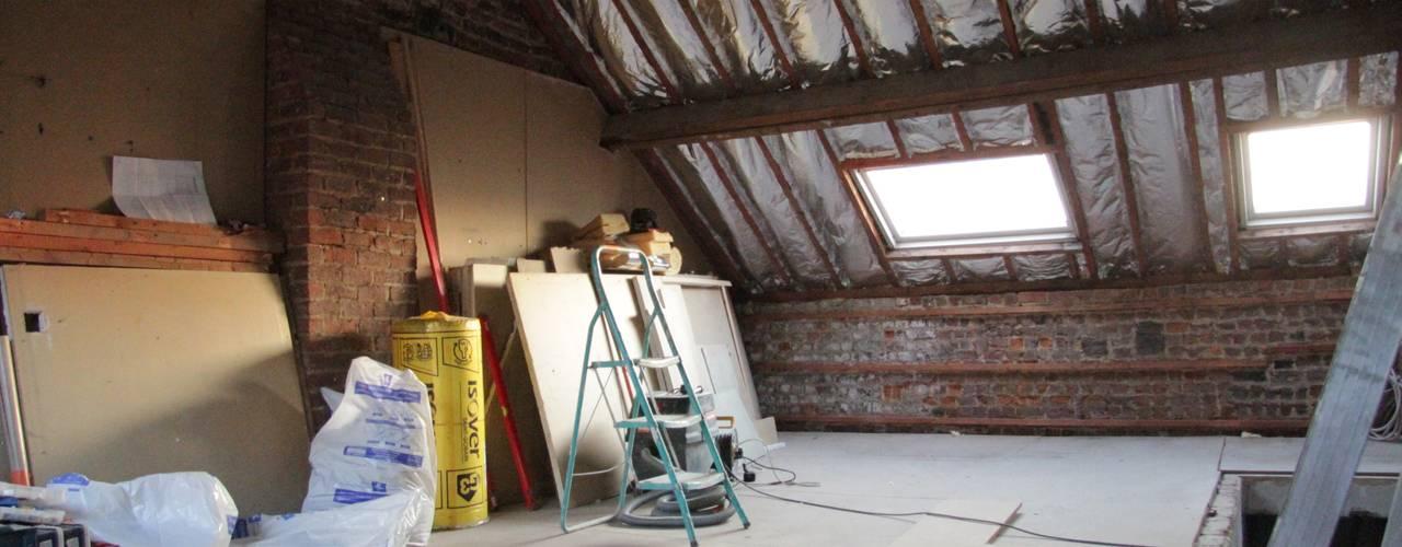 Vorher-Nachher-Spezial: 3 olle Dachböden werden traumhafte Schlafzimmer