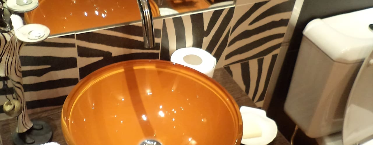 Moderne badkamers van LEBEL Modern