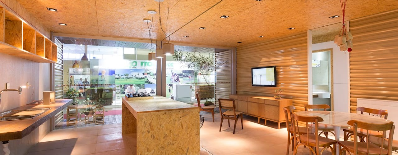Haruf Arquitetura + Design Egzotyczne domy