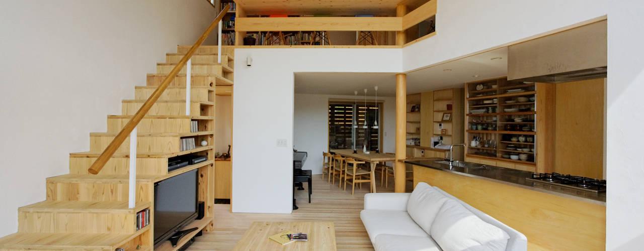 House by 中山大輔建築設計事務所/Nakayama Architects