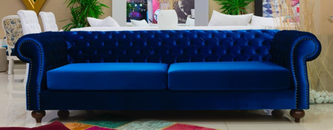 Chester Hconcept Interiors London Ltd. Living roomSofas & armchairs