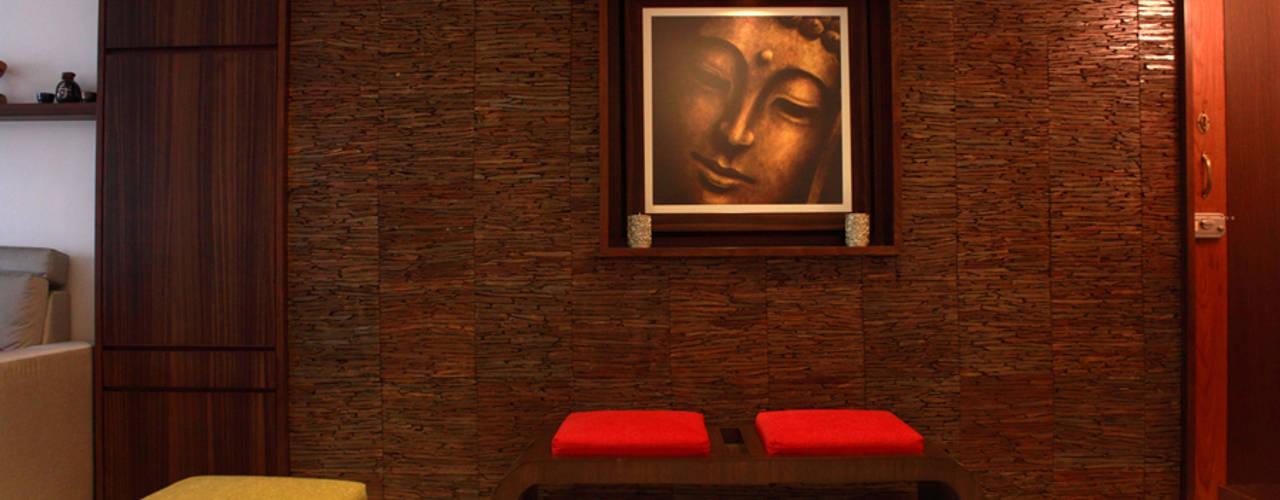 Residence for Nabar Family: modern  by kaamya design studio,Modern
