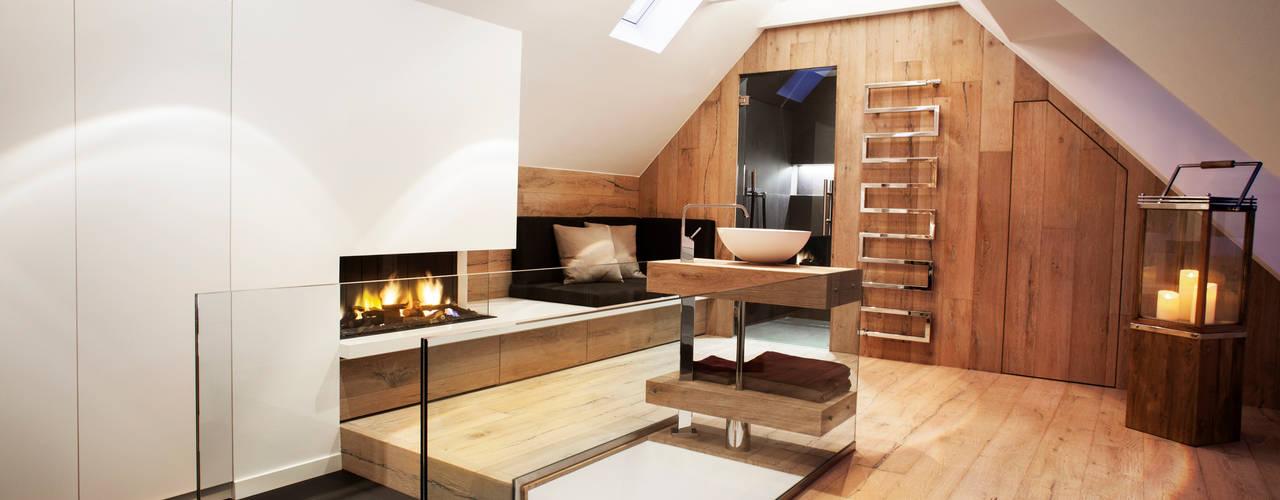 Спа в стиле модерн от schulz.rooms Модерн