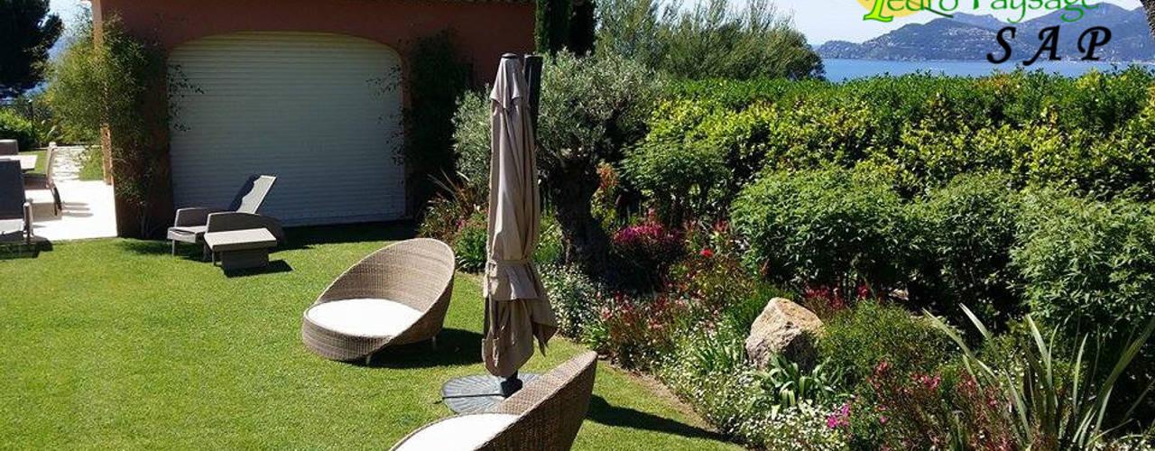 Projekty,  Ogród zaprojektowane przez Pedro Paysage SAP