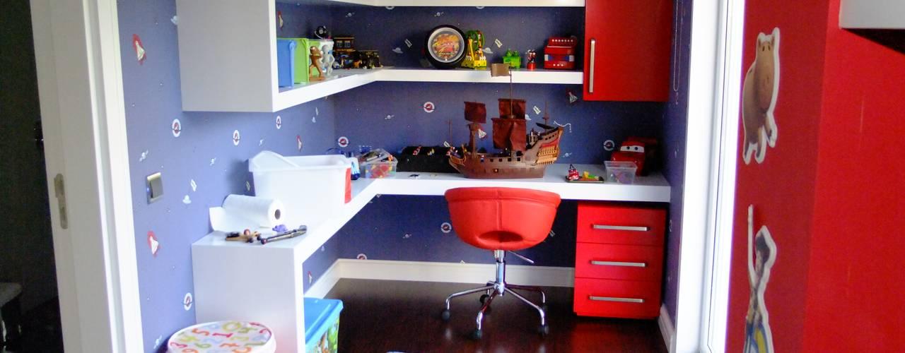 غرفة الاطفال تنفيذ EDMİMARLIK INTERIOR STUDIO,