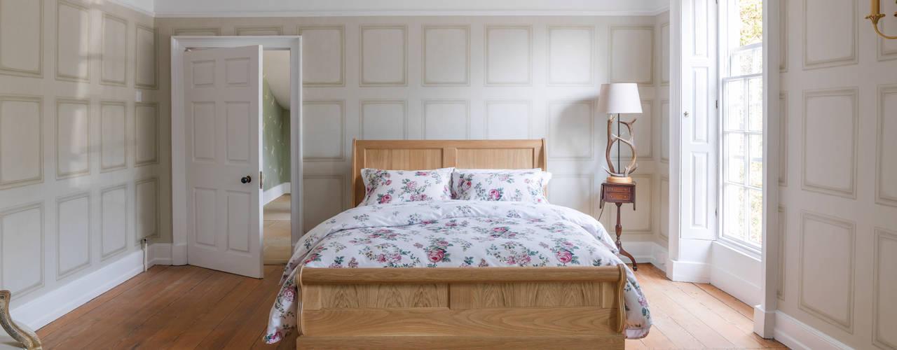 Sleigh Bed Low THE STORAGE BED Kamar Tidur Klasik