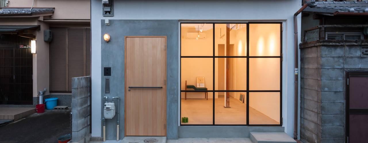 House in Shichiku Ruangan Oleh SHIMPEI ODA ARCHITECT'S OFFICE