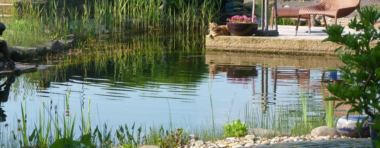 Garten für Auge & Seele Mediterraner Garten von Gärten für Auge und Seele Mediterran