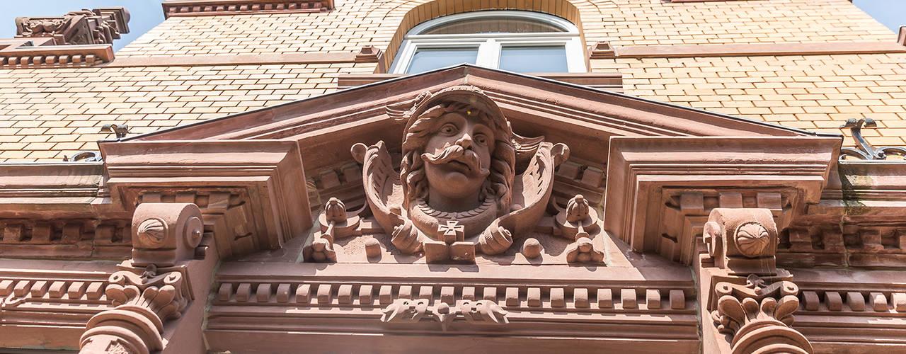 Villa Viktoria Klassische Häuser von Wohnwert Innenarchitektur Klassisch