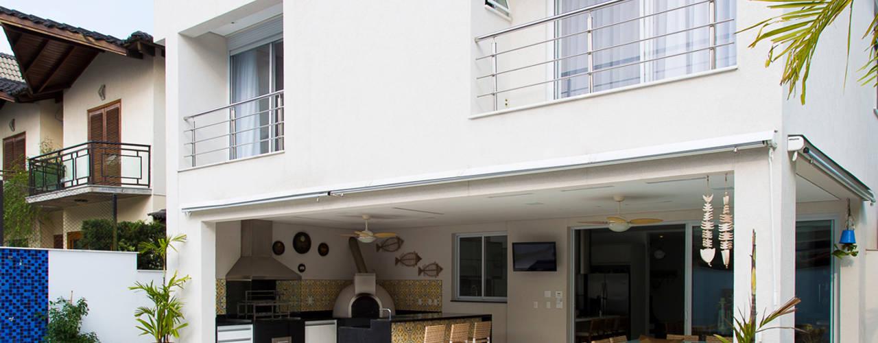 Piscinas de estilo moderno de Arquitetura Pini Moderno