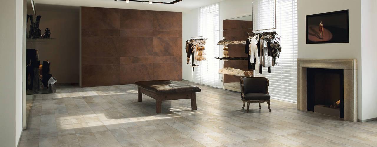 DESIGN INDUSTRY Wand & Boden von Ceramiche Refin S.p.A