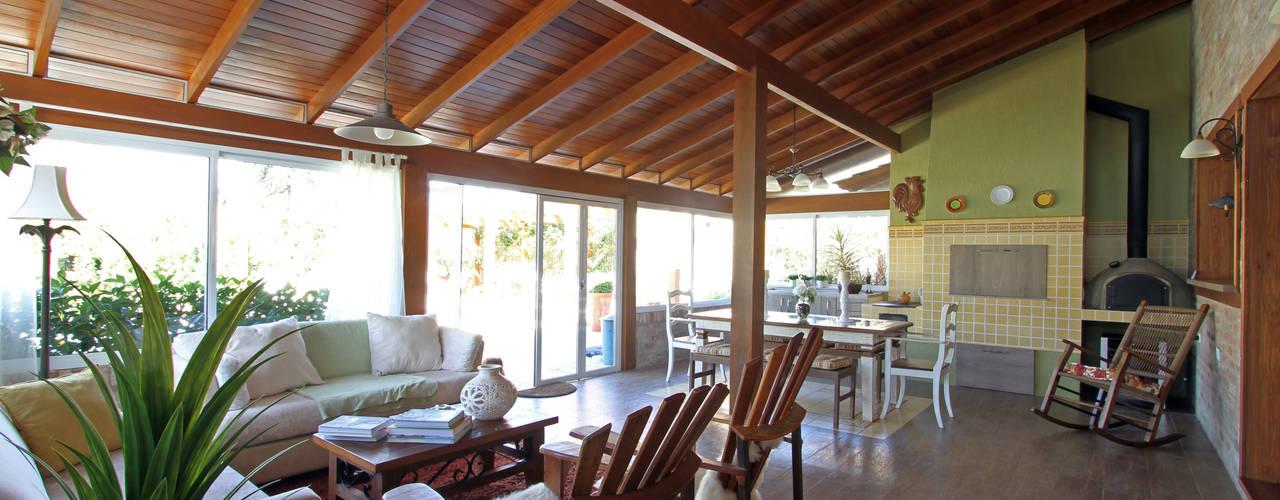 Дома в . Автор – Graça Brenner Arquitetura e Interiores