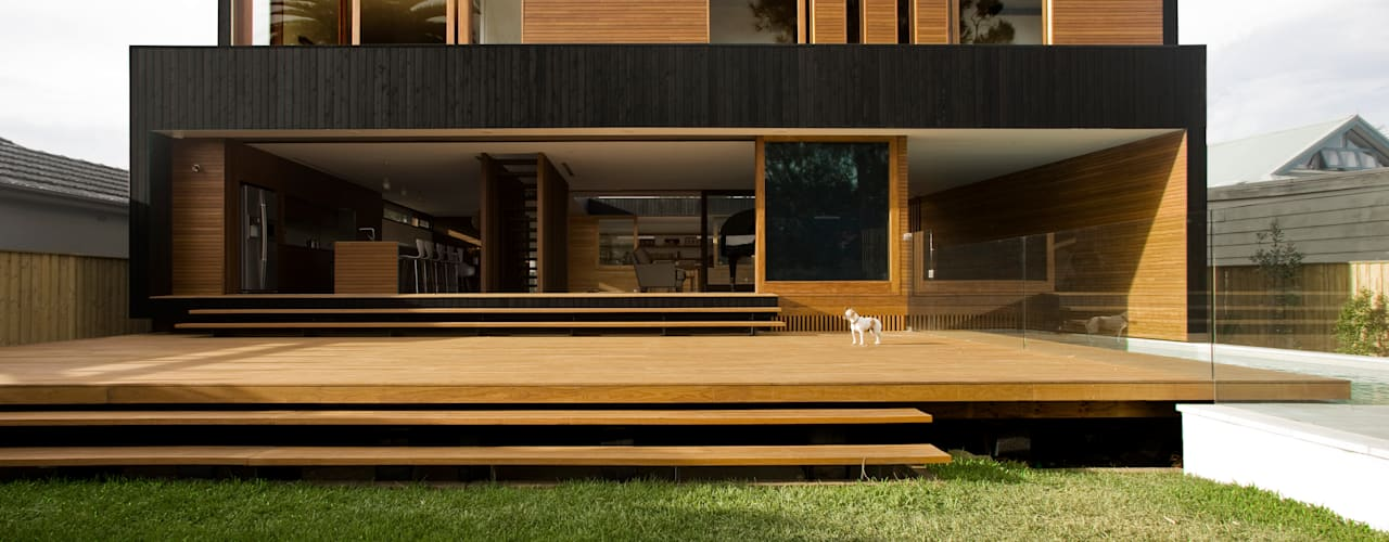 Project #2 Modern houses by CHROFI Modern