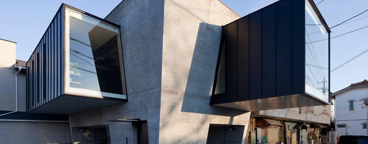 modern  by 庄司寛建築設計事務所 / HIROSHI SHOJI  ARCHITECT&ASSOCIATES, Modern