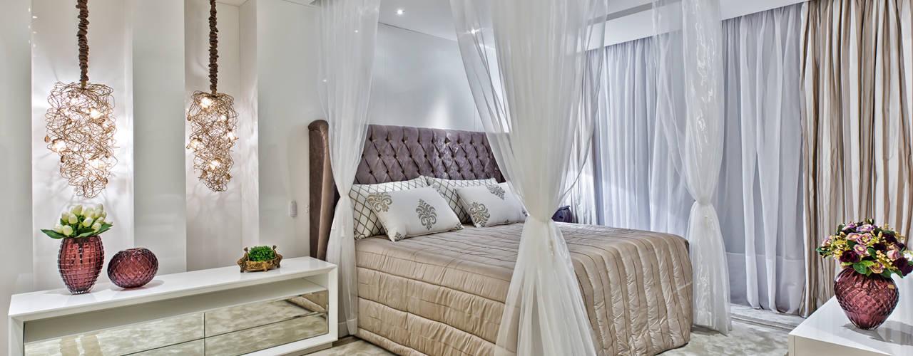 Спальни в . Автор – Samara Barbosa Arquitetura