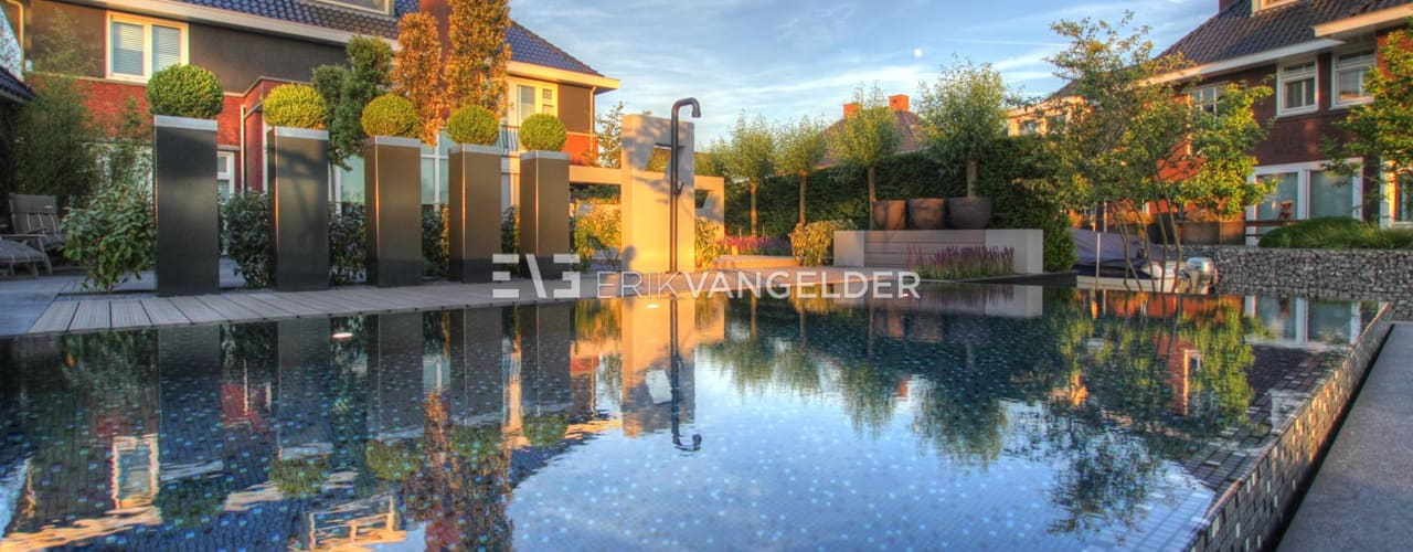 根據 ERIK VAN GELDER | Devoted to Garden Design 現代風