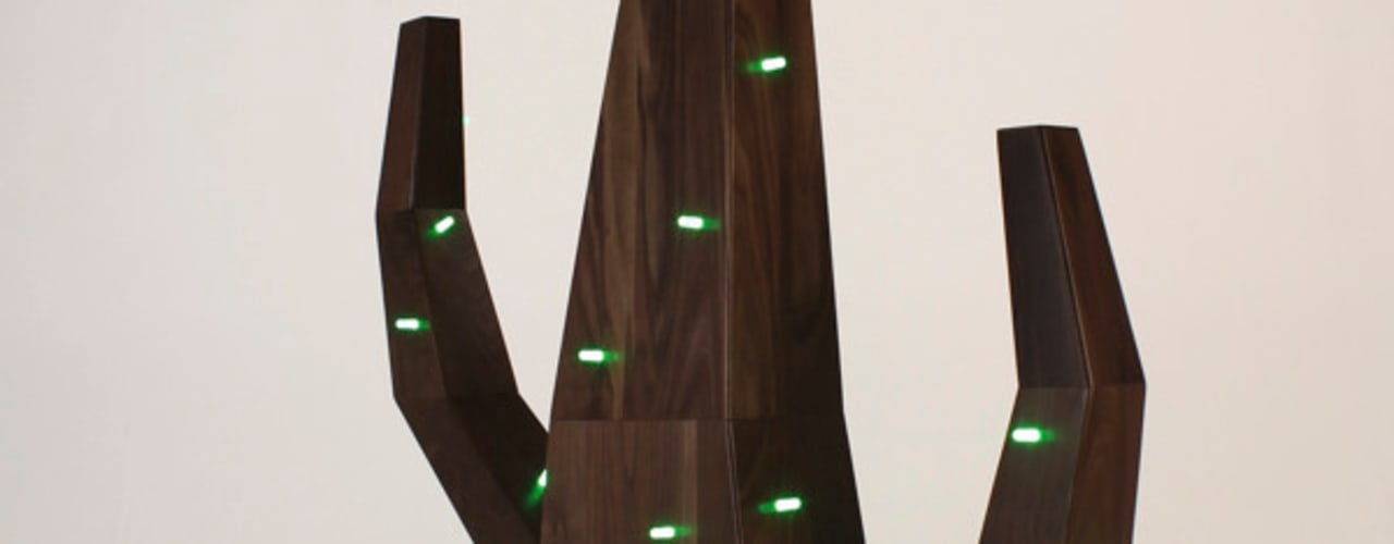 Kaktus Licht:   by Thomas Wilson Furniture