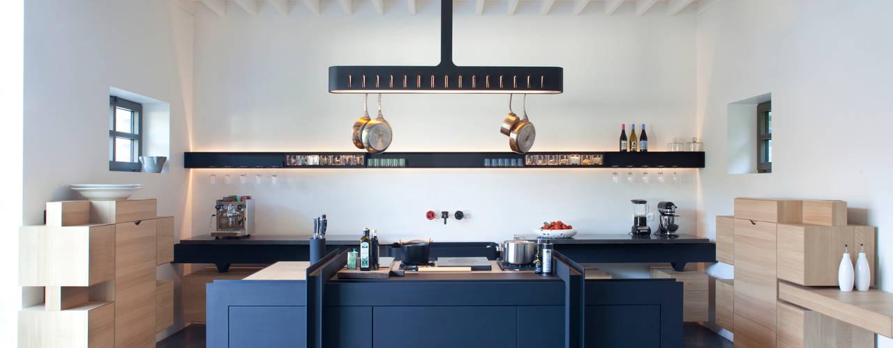 Keuken Hotels van Studio Roderick Vos