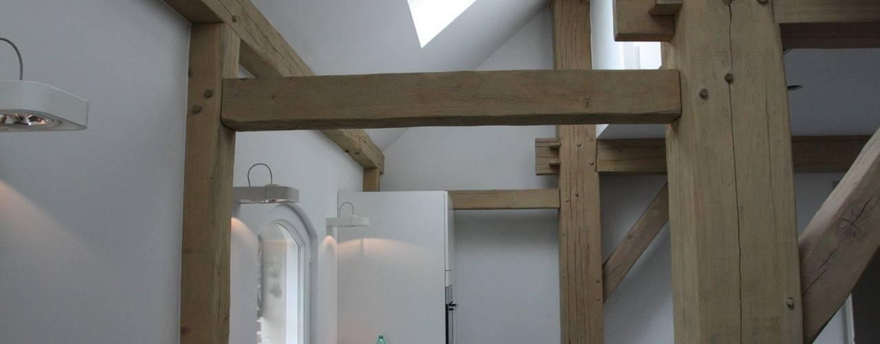 Projekty,  Kuchnia zaprojektowane przez Architectenbureau Jules Zwijsen