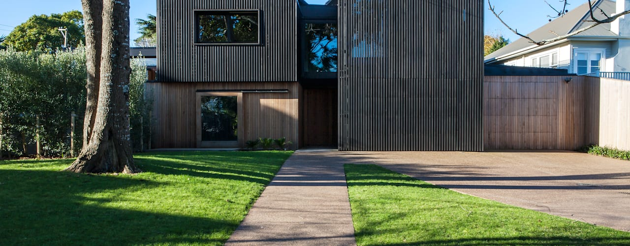Houses by Dorrington Atcheson Architects