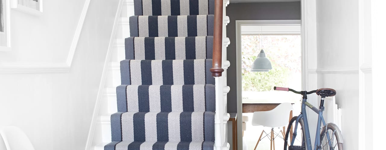 Fitzroy Black:  Corridor & hallway by Roger Oates Design
