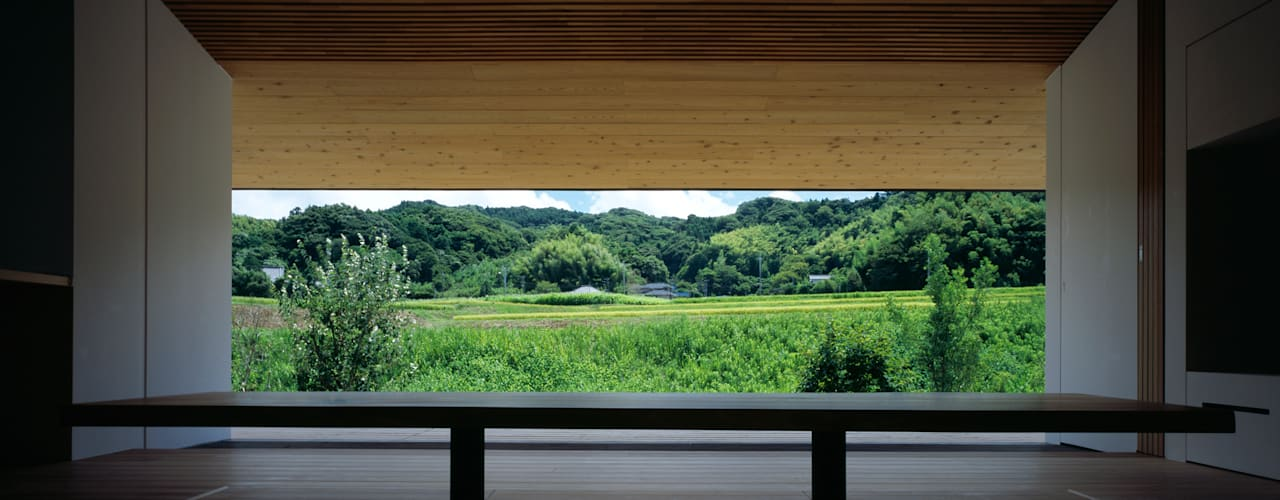 Windows by 石井秀樹建築設計事務所
