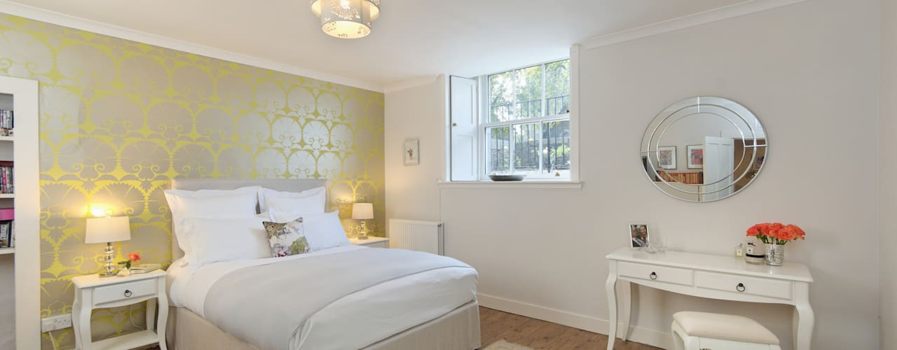 Various Bedrooms Dormitorios clásicos de Saving Graces Interiors Clásico