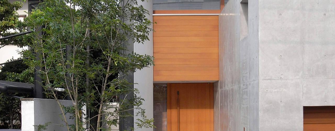 房子 根據 スタジオ・アーキファーム