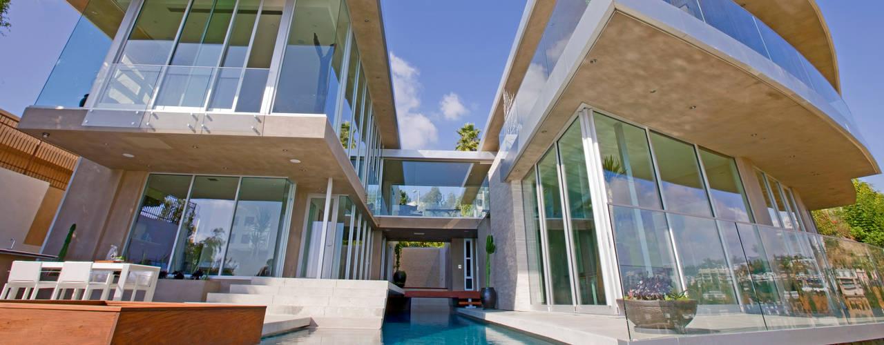 Blue Jay Way Rumah Modern Oleh McClean Design Modern