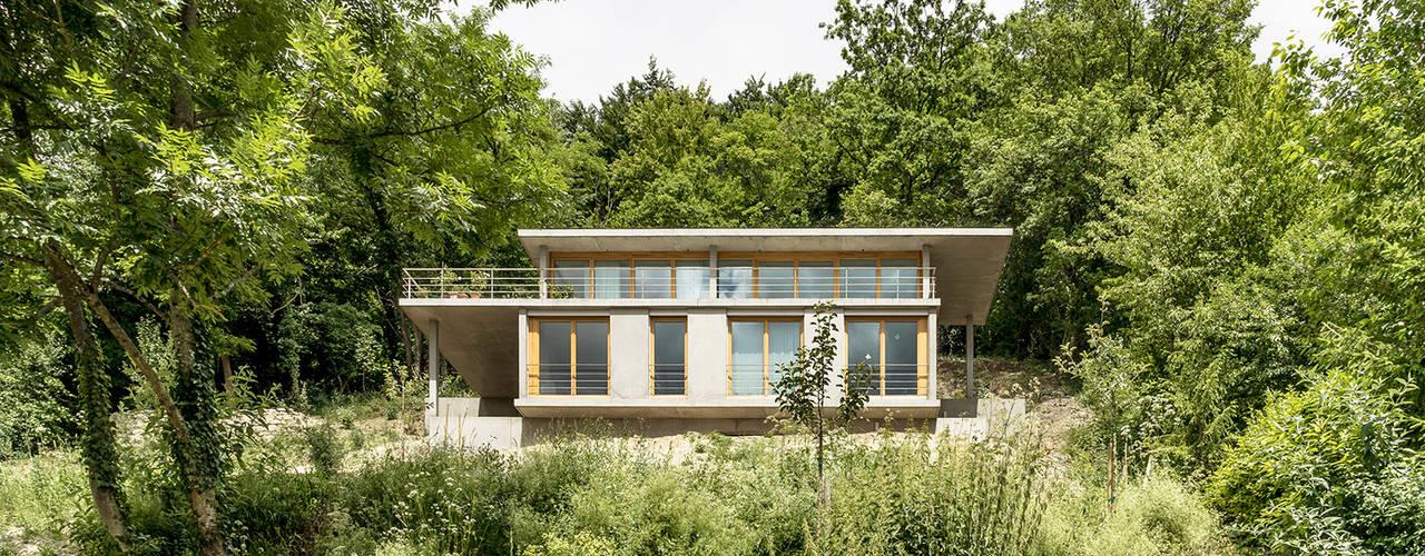 Projekty,  Domy zaprojektowane przez GIAN SALIS ARCHITEKT