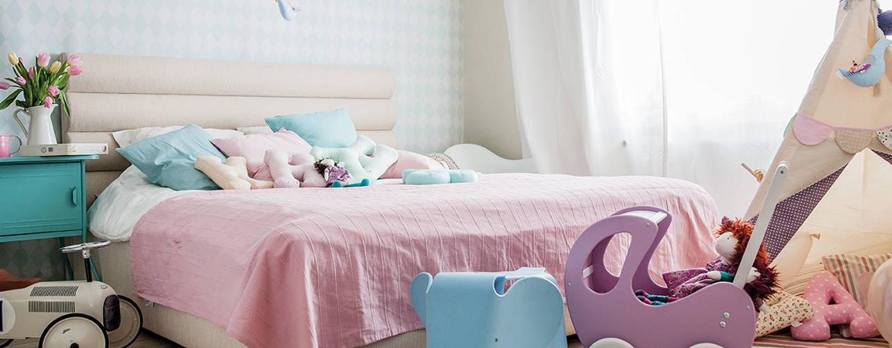 غرفة الاطفال تنفيذ Mocca Studio , إسكندينافي