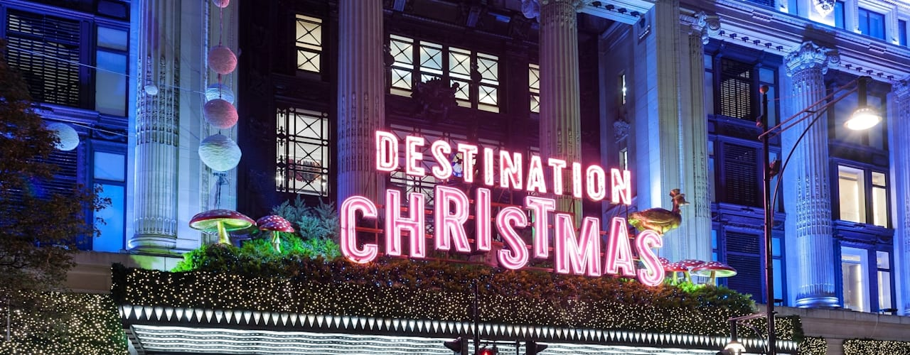 Christmas Window Lojas e Espaços comerciais por Selfridges