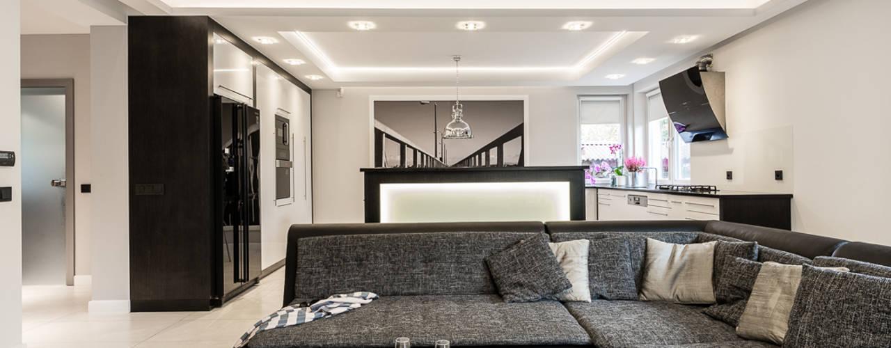 Salas de estilo  por Agnieszka Makowska