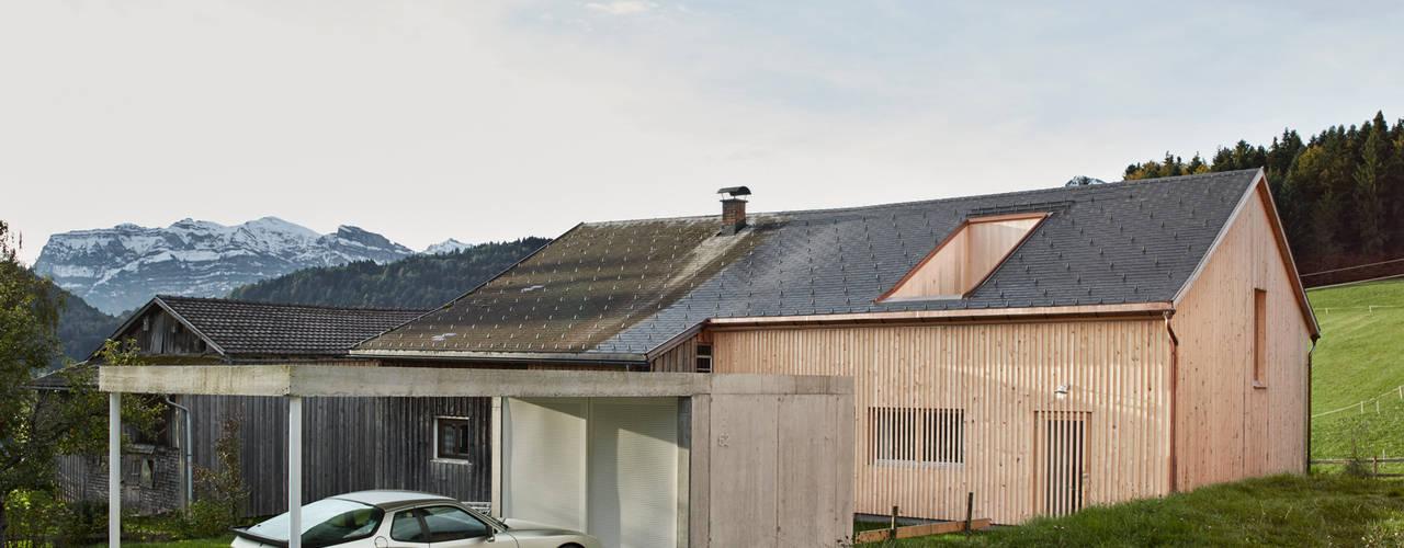 Houses by Innauer-Matt Architekten ZT GmbH