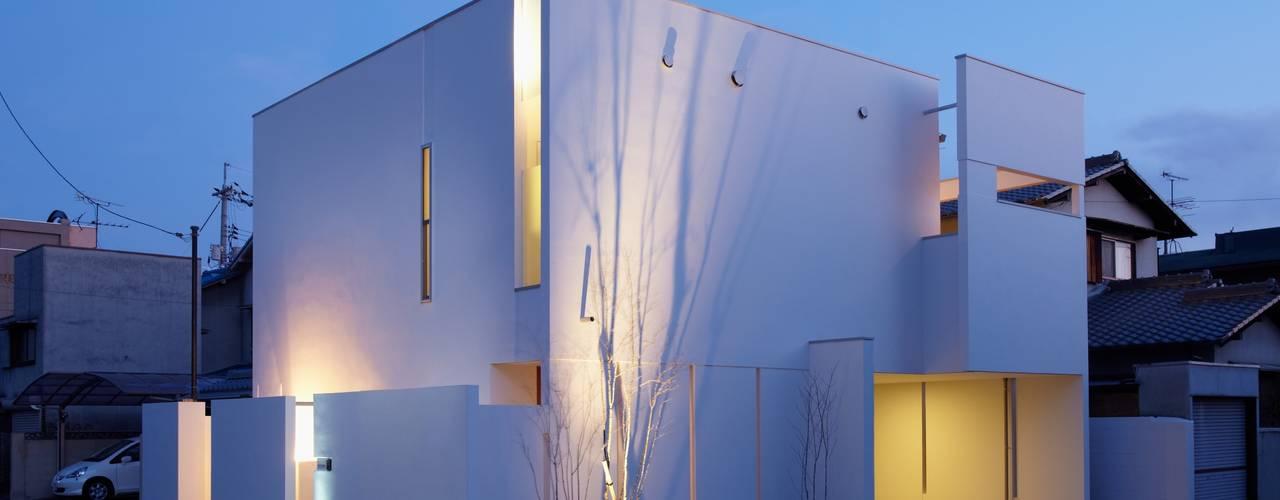 WHITE BOX: MITSUTOSHI   OKAMOTO   ARCHITECT   OFFICE 岡本光利一級建築士事務所が手掛けた家です。
