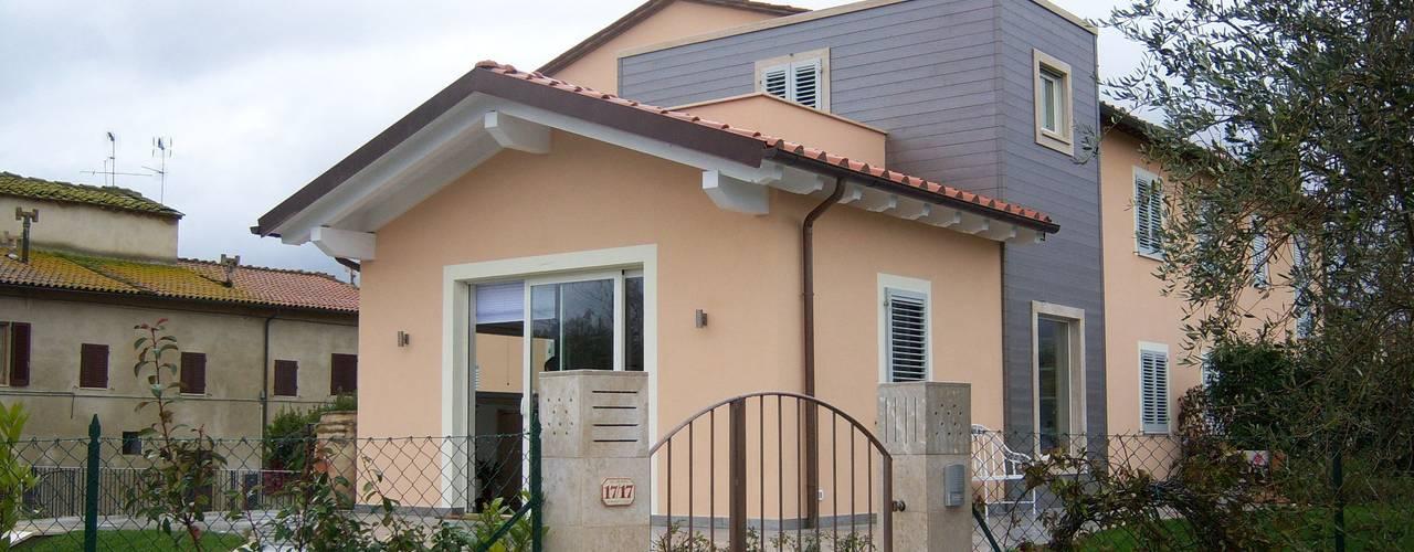 de estilo  por Calabrese & Iozzi Architetti Associati