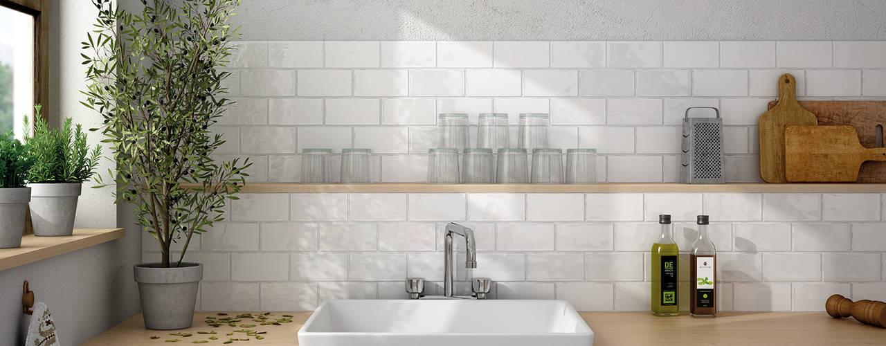 Dapur Gaya Rustic Oleh Equipe Ceramicas Rustic