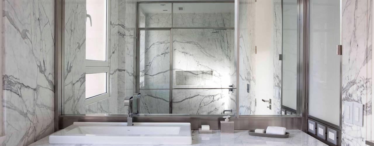 Baños de estilo  por LIVE IN, Moderno