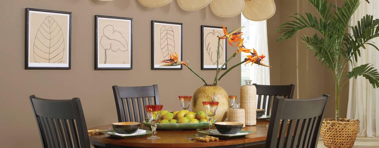 de estilo  por Casa Bruno American Home Decor , Tropical