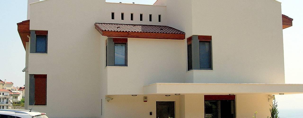 Houses by Etüd Mimarlık Müşavirlik İnş. San. Tic. Ltd. Şti. , Modern