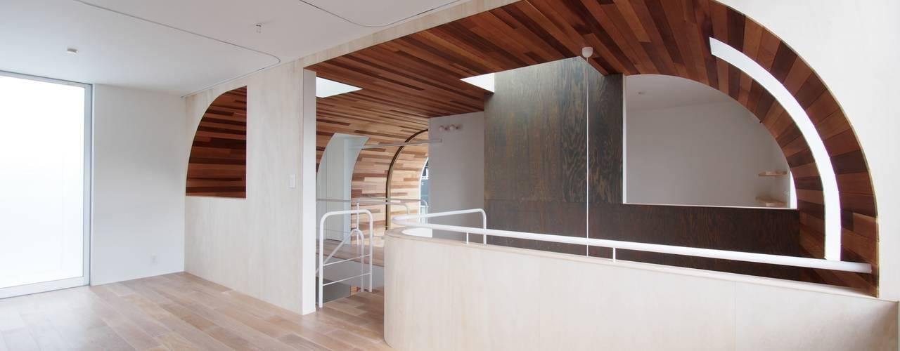 CACCO من イシウエヨシヒロ建築設計事務所 YIA حداثي