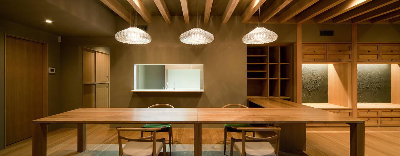 Dining: 一級建築士事務所 Kenso Architectsが手掛けたです。